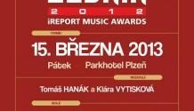 Žebřík 2012: Nejvíc nominací mají Kryštof, UDG a Tomáš Klus!
