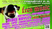 Fren music 2012 letos nabízí hned několik NEJ!