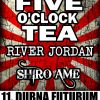 Mejdan v Práglu s Five O´Clock Tea!