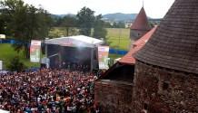 Festival Hrady CZ uzavřel program, vystoupí na něm vítězové hudebních cen Anděl i ankety Žebřík!