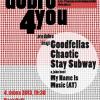 Goodfellas, Chaotic, Stay Subway a rakouští My Name Is Music zahrají na benefičním koncertu pro sdružení Lata DOBRO 4 YOU!