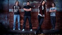 """Rocková kapela Nil vydává ke svému 10. výročí třetí studiové album """"The Velvet Touch of Tongue"""""""