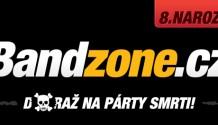Již dneska oslaví Bandzone 8. narozeniny!