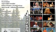 Jména, která udávají 30 let směr české country se sejdou v Lucerně a natočí tam DVD