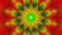 Netradiční výstava mandal, barevných magických a harmonizujících obrazců, k vidění v Hostinném od 31. 5. do 25. 8.