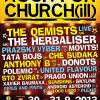 NA FESTIVAL ROCK FOR CHURCHILL LETOS PŘIJEDOU THE QEMISTS,  ANTHONY B, THE HERBALISER, MOVITS!