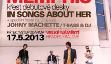 Memphis pokřtí debutové album na náměstí!