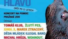 Zvedáme hlavu – koncert na pomoc pražské ZOO!