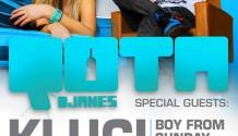 V rámci červencového dílu Source Of Noise vystoupí nadějná parta Kluci z marmelády a DJ Boy From Sunday School!