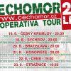 ČECHOMOR oslaví na letních open-air koncertech čtvrt století!