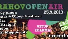 Festival Strahov Open Air opět v září!