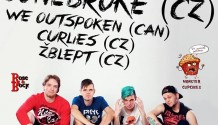Mejdan v Chapeau Rouge: Bonebroke pokřtí své debutové album!