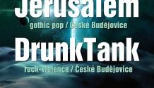 Jerusalem a Drunk Tank ve Fabrice!