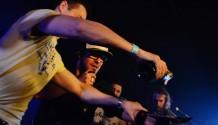 Loco Loco pokřtili v Rock Café debutovou desku Zvedni Prdel!