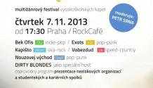 Rock4students tento týden v Rock Café!