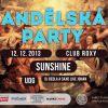Andělská party FSV UK – Sunshine, UDG, elektroswing a andělská křídla již tento čtvrtek!