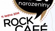 Legendární klub Rock café oslaví už 23. narozeniny!
