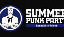 Volyňská Summer Punk Párty se rozšiřuje na dva dny a prozrazuje line up!