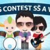 Majáles Contest aneb klání SŠ a VŠ kapel