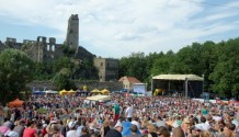 Jubilejní 15. ročník Festivalu Okoř proběhne v sobotu 22. srpna