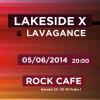 Lakeside X zahrají v Rock Café!