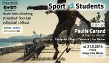Sport4Students rozptýlí nudu mezi paneláky na Jižním Městě