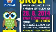 Oslavte konec prázdnin v centrálním kempu na Pražačce s kapelou Medvěd 009!