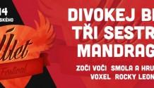 První ročník festivalu Úlet 2014 ukončí celou letní festivalou sezónu