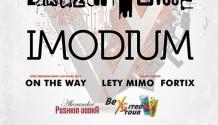 Mercedes Benz Live Space 2014 – Imodium a zakázanÝovoce  vyjíždí na své společné a dosud největší tour!