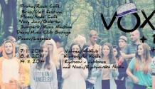 VOXEL vyráží na své první samostatné turné!