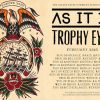 As It Is a Trophy Eyes na společném evropském turné