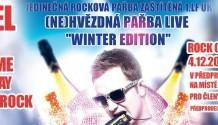 """(NE)HVĚZDNÁ PAŘBA LIVE """"WINTER EDITION"""""""