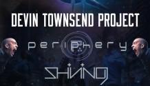 Devin Townsend vystoupí 14.března v ROXY!