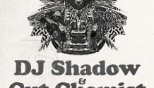 Vystoupení DJ Shadowa & Cut Chemista se rychle blíží!