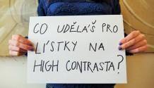 High Contrast je vyprodaný. Zbývá už jen soutěžit.