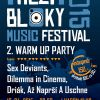 Warm-up party Mezi Bloky!