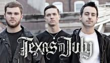 Jedna z posledných možností vidieť skupinu Texas In July naživo bude práve na Topfeste!