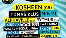 Tradiční festival Sázavafest ovládne první srpnový víkend!