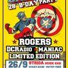 Bandaska 28th B-Day Party v Hradci Králové