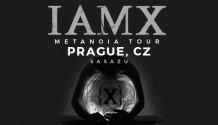 IAMX v Praze s novým albem!