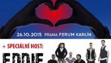 Kapela EDDIE STOILOW vystoupí jako host na koncertu Simply Red