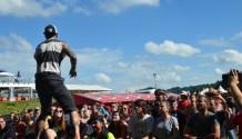 Festival Benátská! střídal skvělé kapely