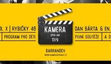 První ročník KAMERA OPEN AIR festivalu v Praze