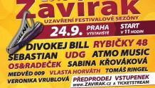 Pojďme ukončit festivalovou sezonu na Zavírák!