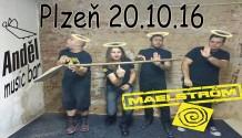 Rock-metal se odehraje v Andělu – Seven a Maelström!