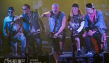 Mrákovskou rockovou nocí duněly skladby oblíbených kapel