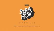 Strahov Open air slaví 20 let!