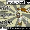 X-mass Suicide!fest v Rokycanech!