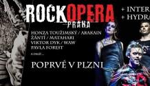 Pražská RockOpera vystoupí poprvé v Plzni