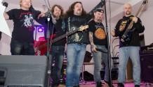 Na Rock Párty v Sokolovně Kařez vystoupily kapely Atheist´s Faith, Enormic a Bugr Rock